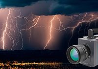 Infrared camera ImageIR® 8300 hs series from InfraTec - Picture credits: © iStock.com / jerbarber