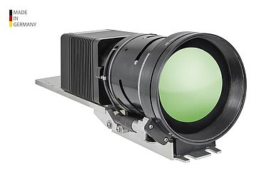 Infrared camera VarioCAM® HD Z of InfraTec