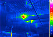 Building thermography in industries