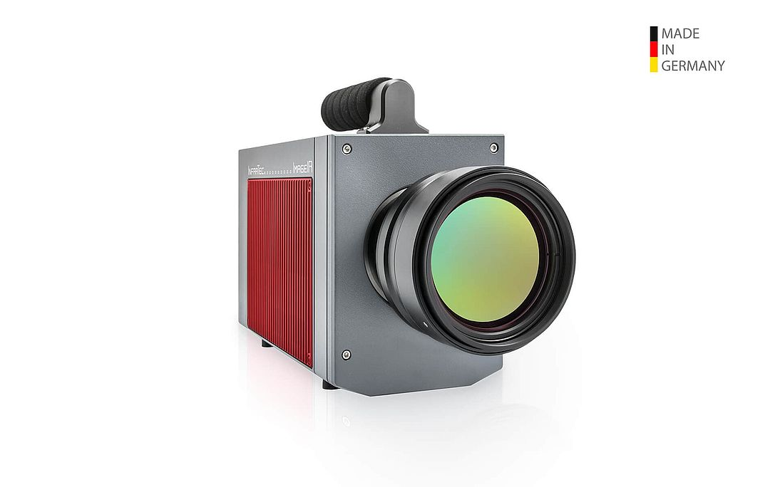 Infrared camera ImageIR® 9500 from InfraTec