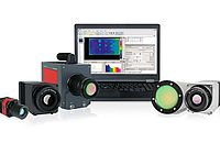 Infrared camera models for stationary use