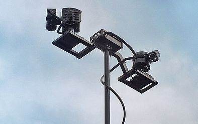 Vehicle-Bound Mobile Surveillance Solution