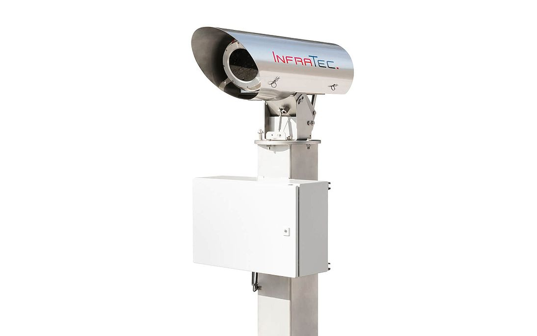 Infrared camera VarioCAM® HD Z - protective housing