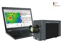 Infrared camera ImageIR® 7300 Series from InfraTec