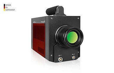 Infrared camera ImageIR® 9400 Series from InfraTec