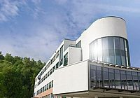 Company building InfraTec GmbH