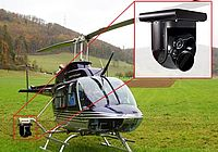 Gimbal systems for helicopter mounting