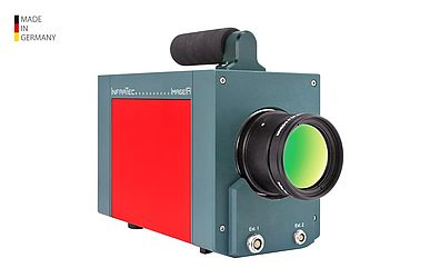 Infrared camera ImageIR® 9300 Series from InfraTec