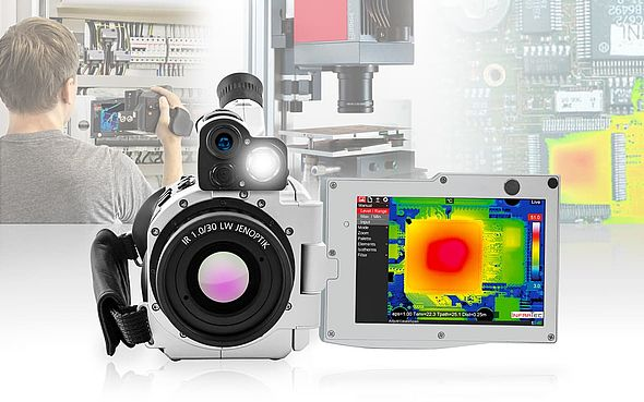 Find out more about infrared thermography - Picture Credits: © iStock.com / roman023