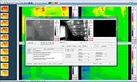 thermographic software FORNAX 2 from InfraTec