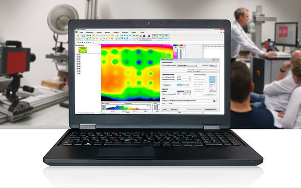Thermografie-Software IRBIS® 3 active