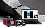 Material testing, stress test with thermal cameras from InfraTec - Picture credits: © iStock / kimtaro