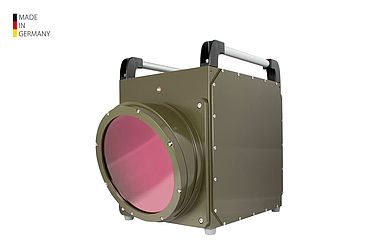 Infrared camera ImageIR® 9300 Z Series from InfraTec