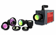 High‐end infrared camera ImageIR® 9500 from InfraTec