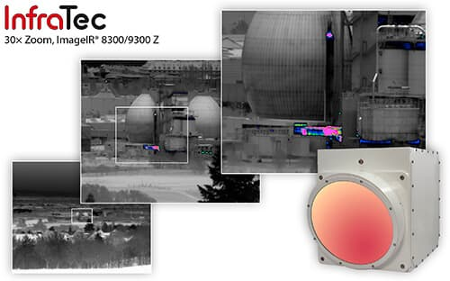 InfraTec ImageIR® 8300/9300 Z
