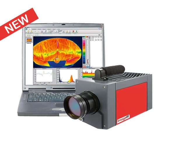 High-End-Kameraserie ImageIR® von InfraTec
