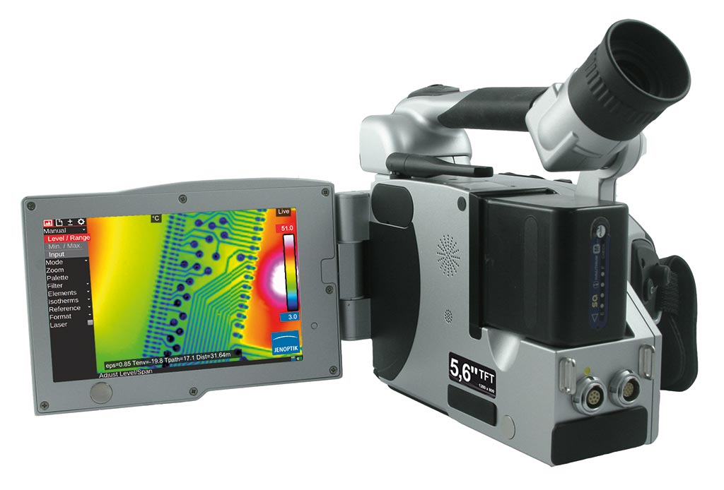 VarioCAM® High Definition von InfraTec