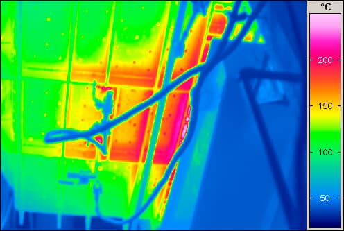 InfraTec Thermografie Referenz - Thermal Ceramics
