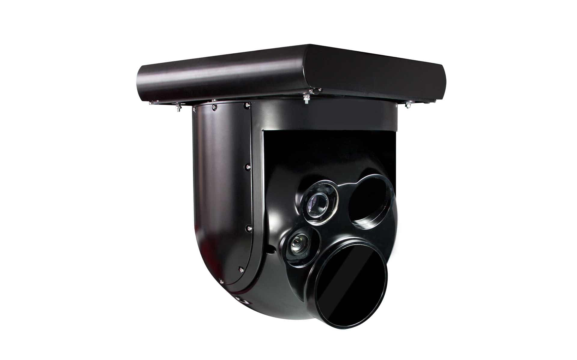 Gimbal-System von InfraTec