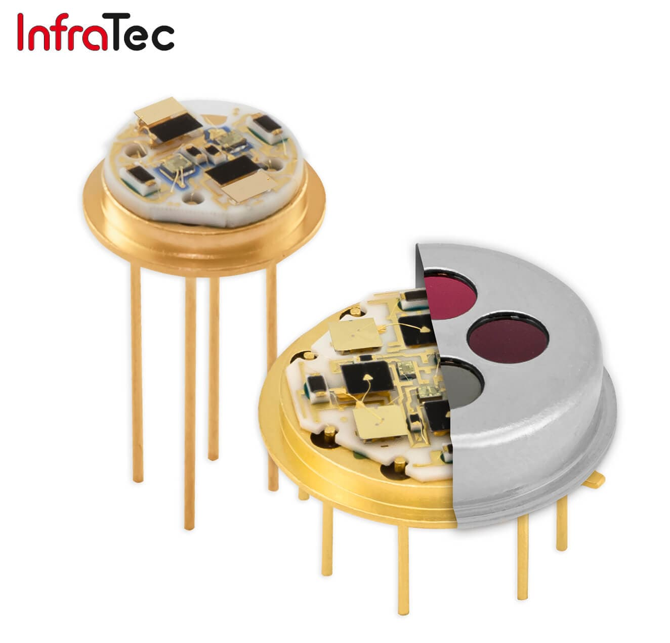Pyroelectric Detector LMM-274 and LIM-272 for Gas Analysis