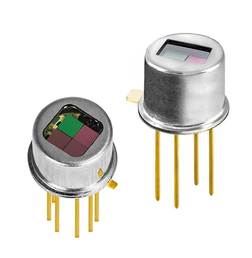 Miniaturised detectors from InfraTec