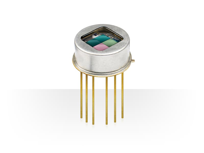 Infrared detector LRM-244 from InfraTec