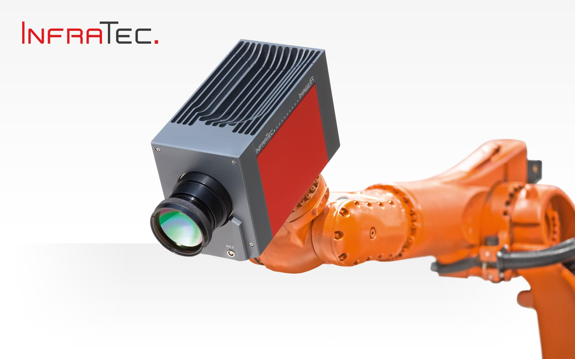 High‐end thermographic camera ImageIR® from InfraTec