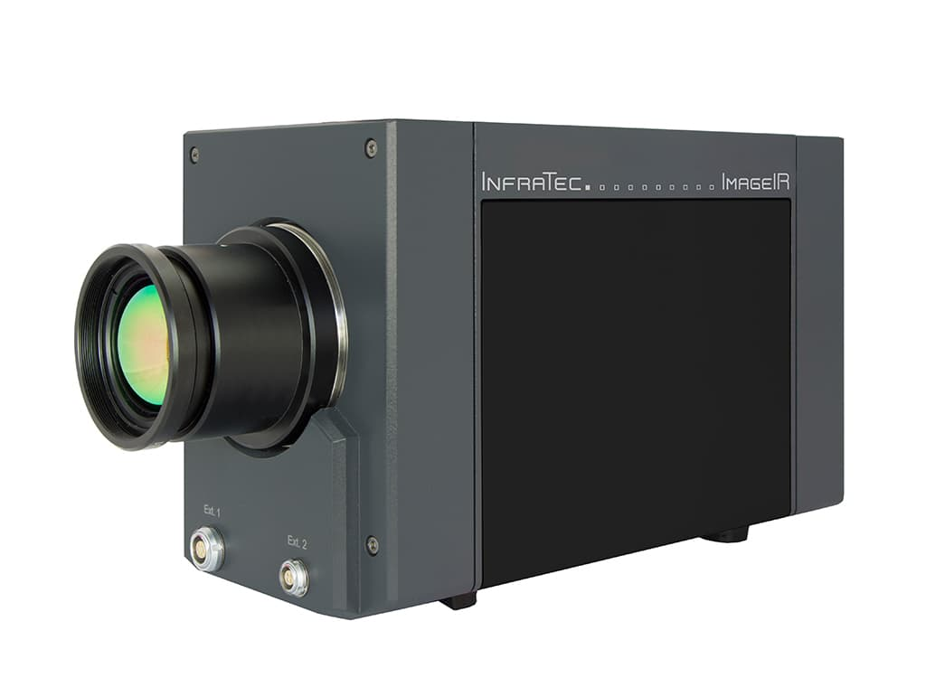 Infrared camera ImageIR® 4300 and 7300 from InfraTec