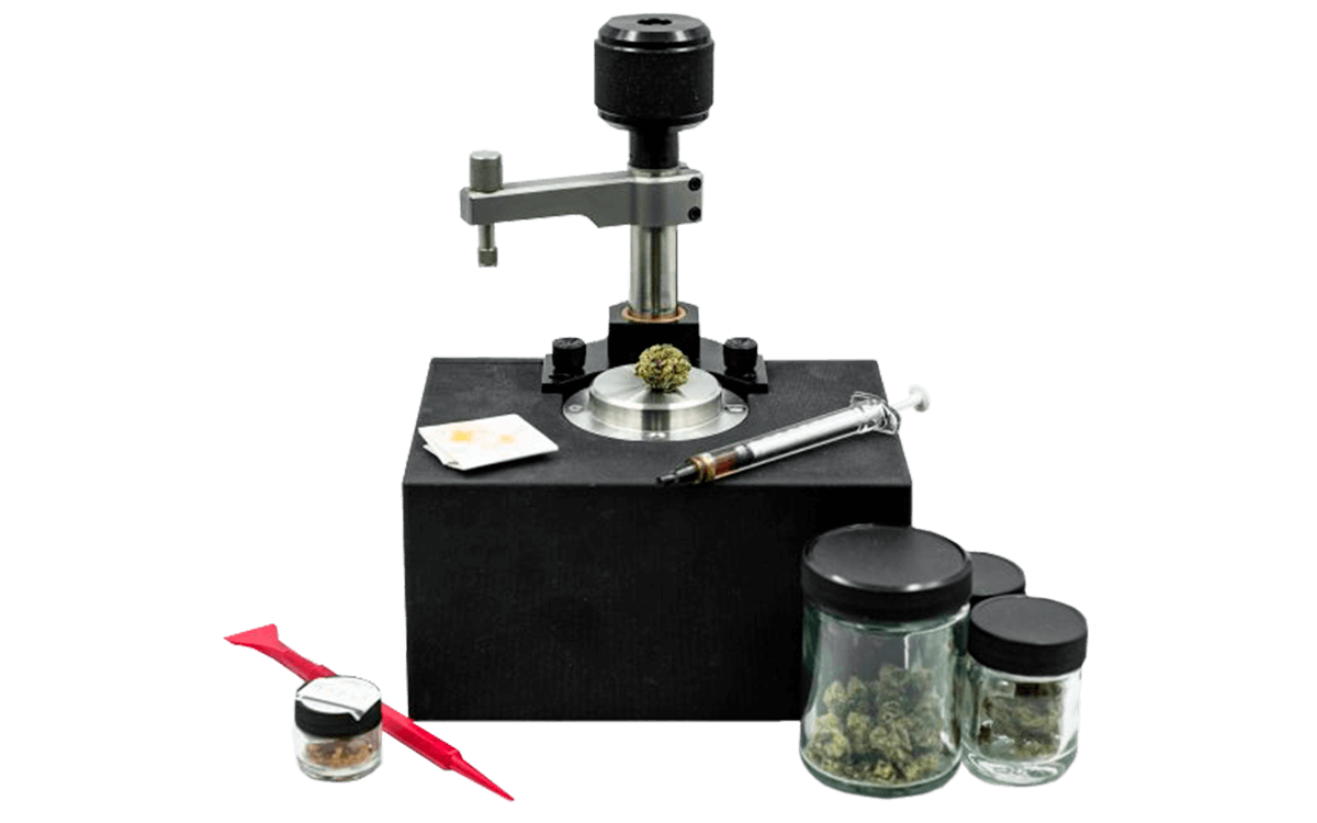 Cannabis Analyzer supports analysis of medically relevant substances of cannabis