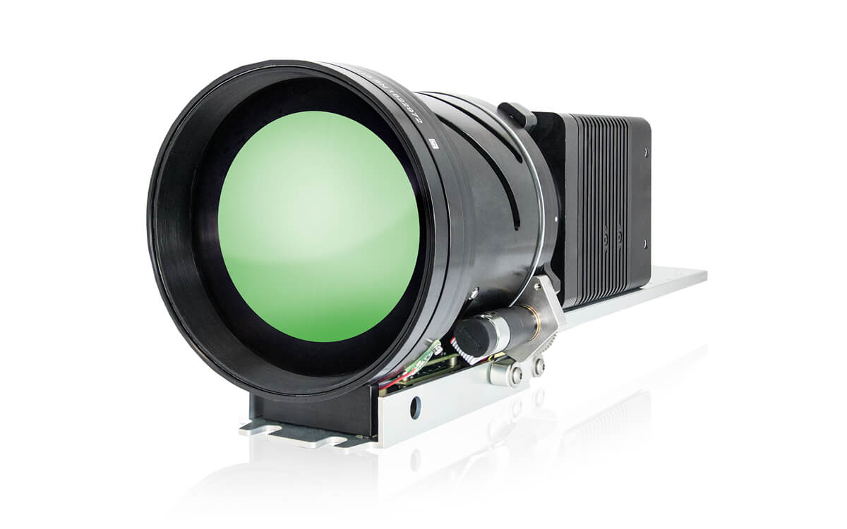 Infrared camera series VarioCAM HD Z from InfraTec
