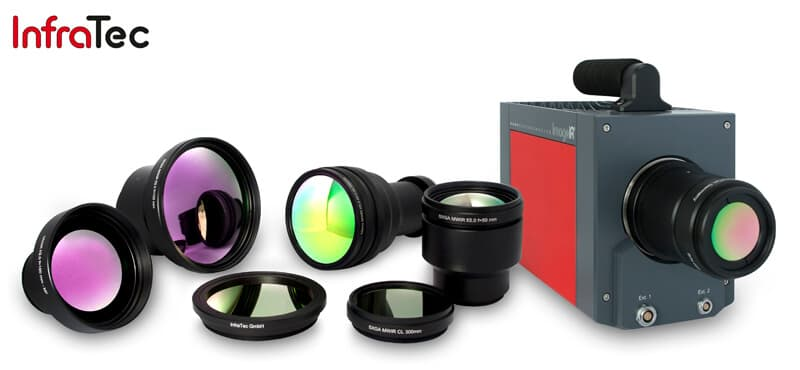 High-speed infrared camera ImageIR® 8300 high performance