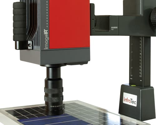 ImageIR® Microthermography in Megapixel format