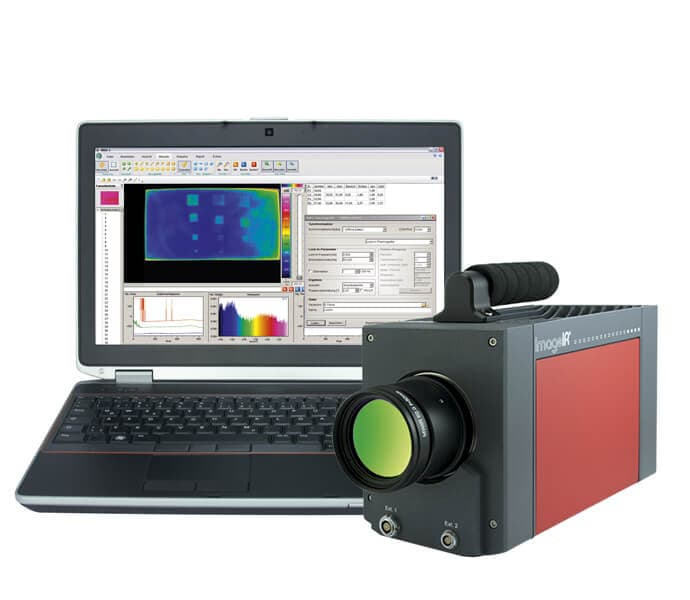 Infrared camera ImageIR® 9300 from InfraTec