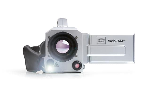Thermographic camera VarioCAM® high resolution with 1.23 megapixel resolution