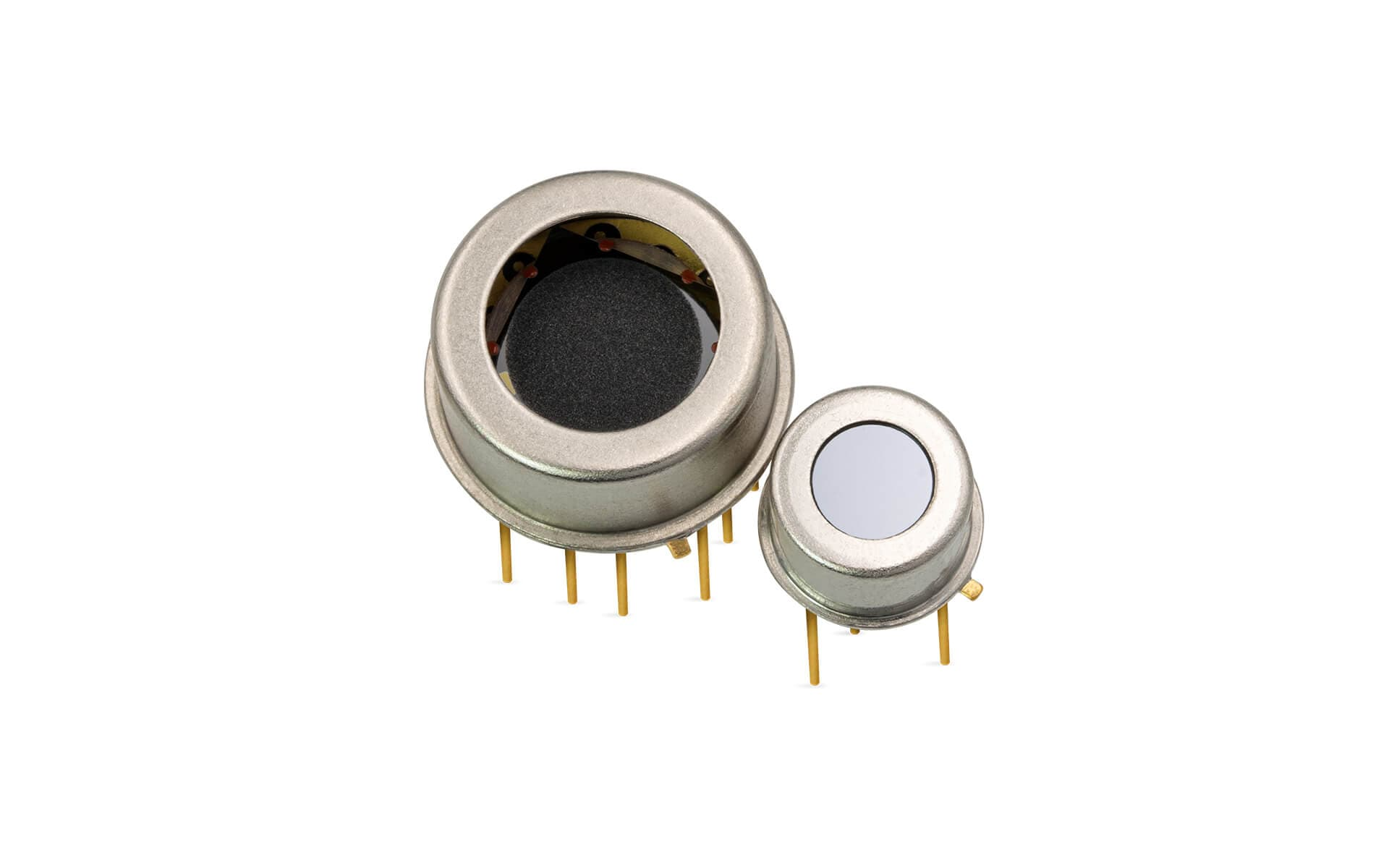 Special single channel detectors from InfraTec