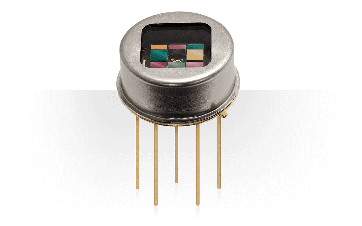 Multi channel detector LRM-278 from InfraTec