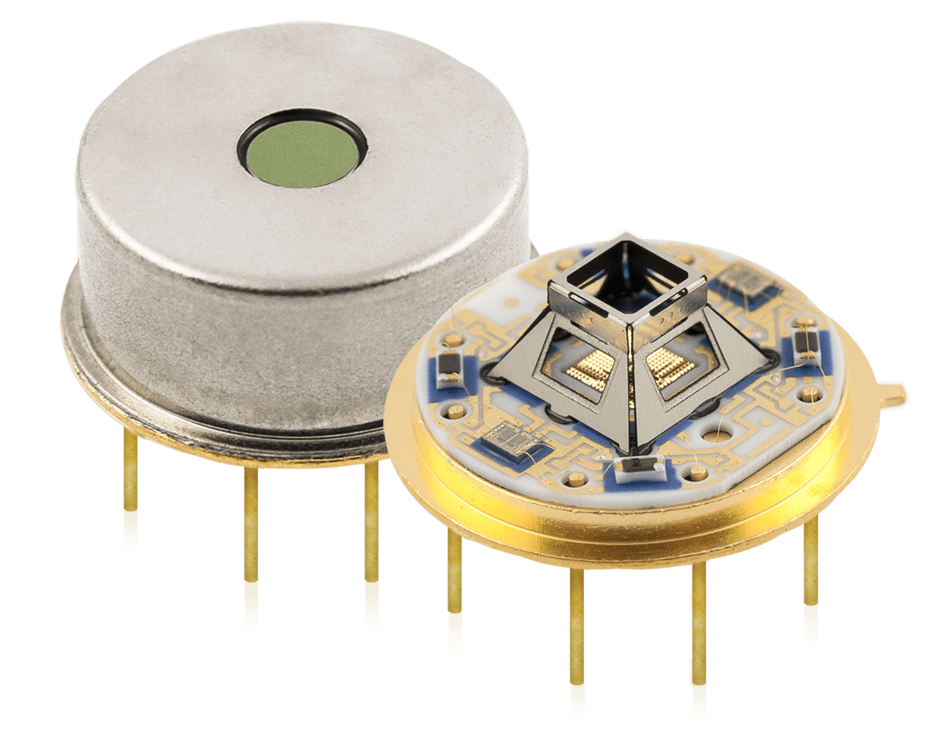 PYROMID® multi channel detectors from InfraTec