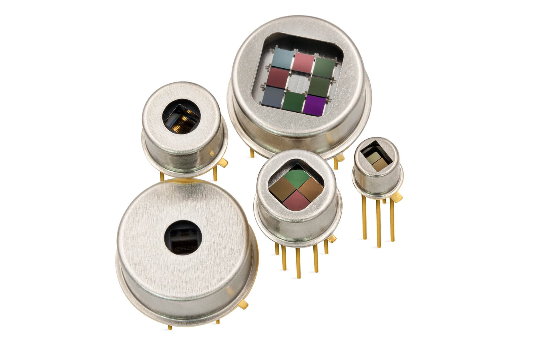 PYROMID® multi channel pyroelectric detectors from InfraTec