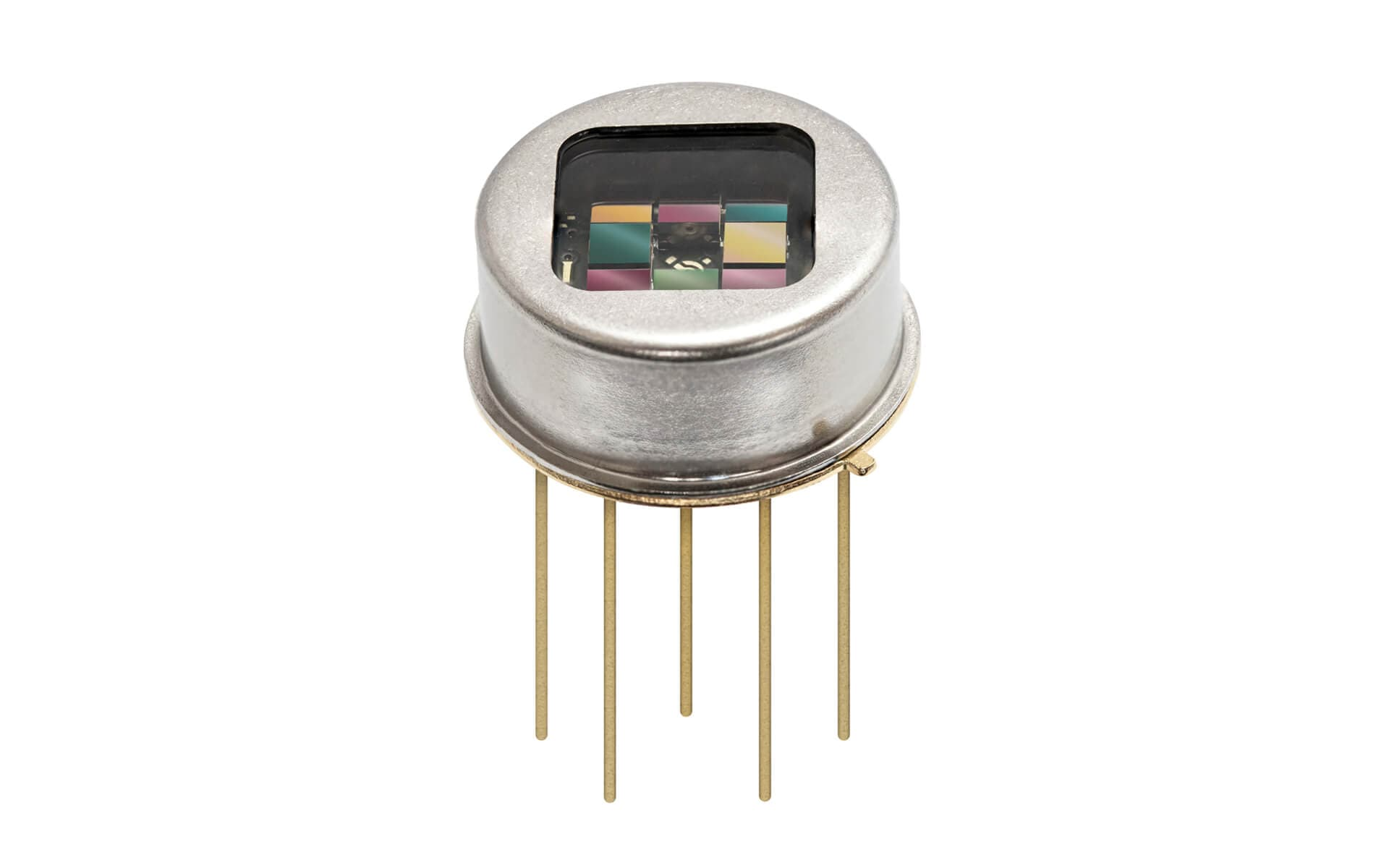 PYROMID® multi channel detector LRM-278 from InfraTec