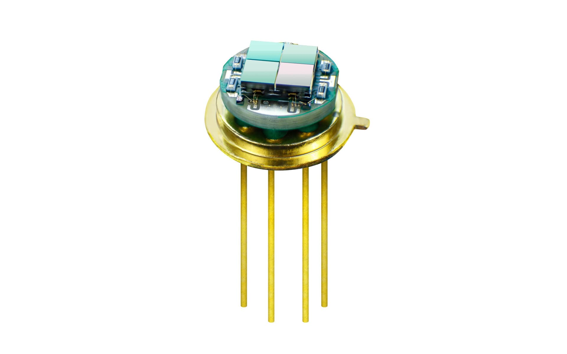 PYROMID® multi channel detector LRM-284 from InfraTec