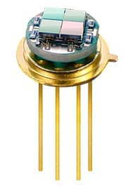 InfraTec Detector Filter Multi Channel Detectors