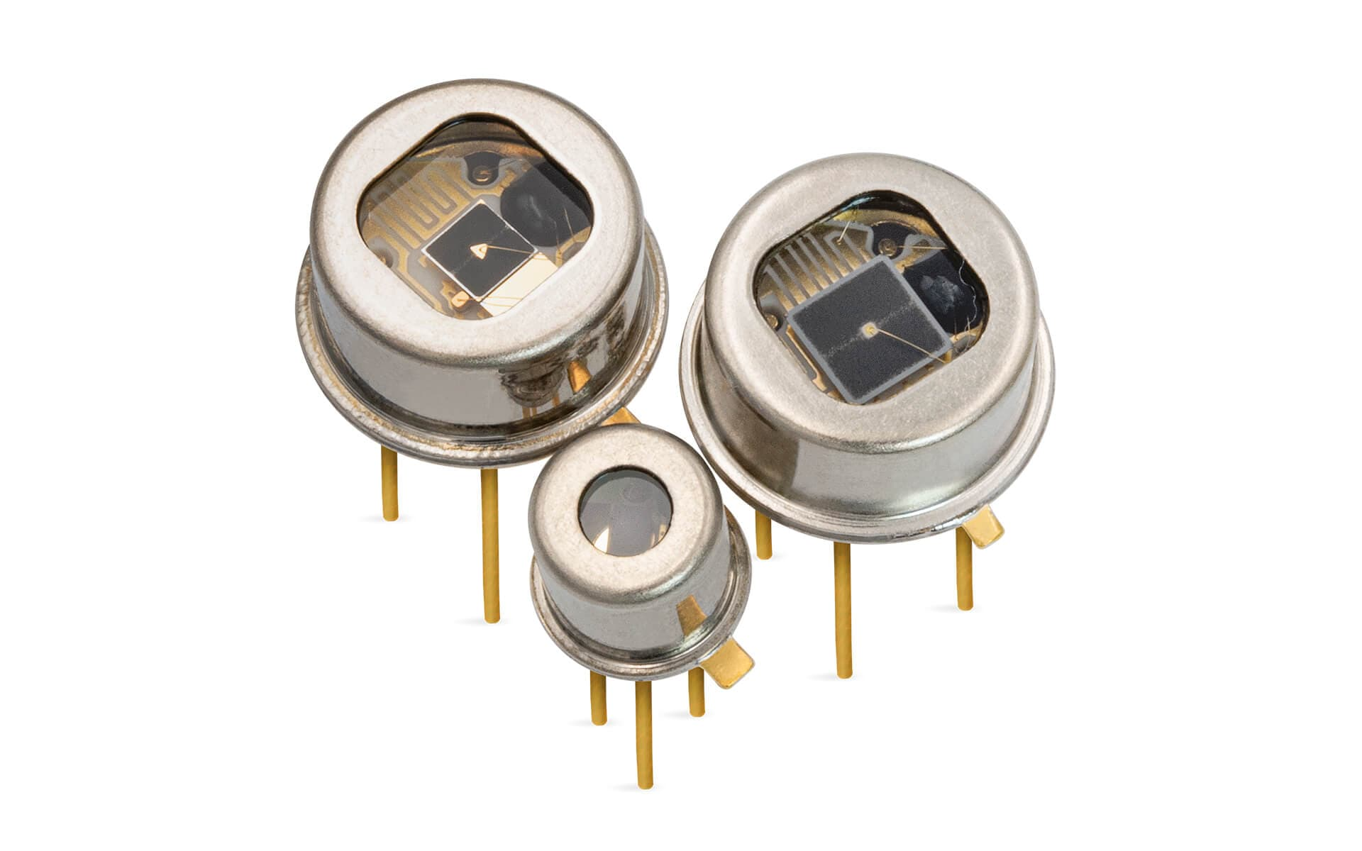 Single channel detectors from InfraTec