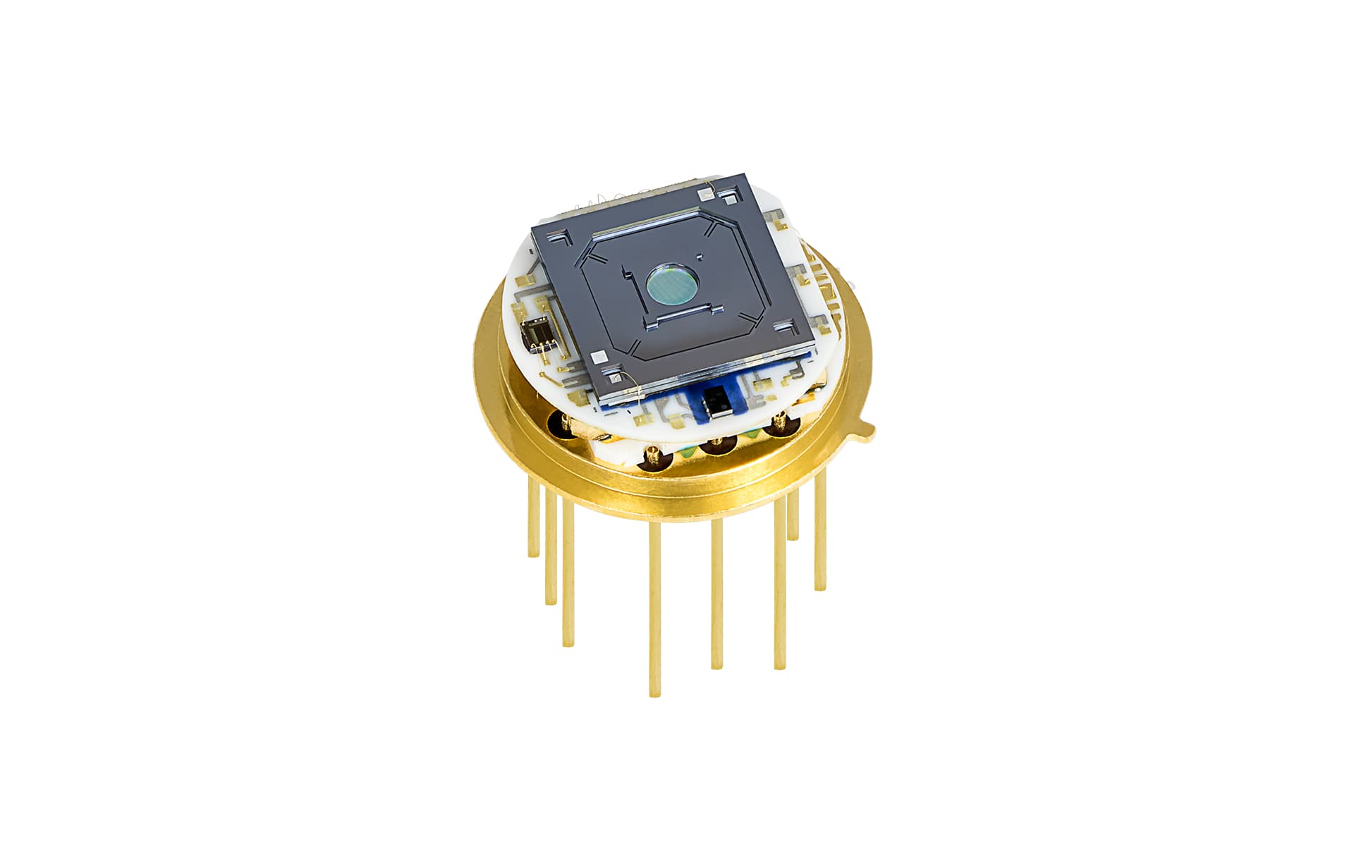Tunable FPI detectors from InfraTec