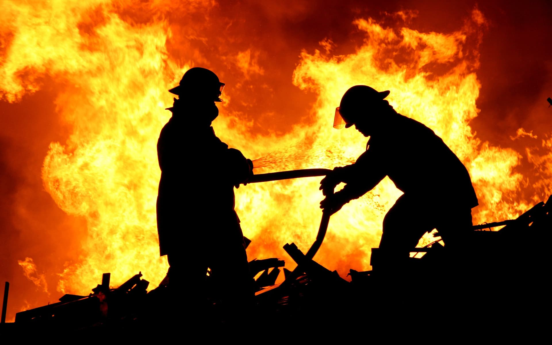 Flame sensor technology with pyroelectric detectors - Picture Credits: © Duncan Noakes / Fotolia.com