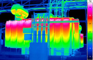 thermography for asset inspections