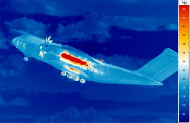 thermography in aviation