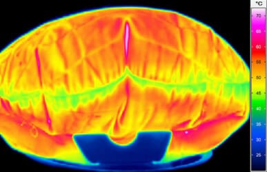 high-speed thermography