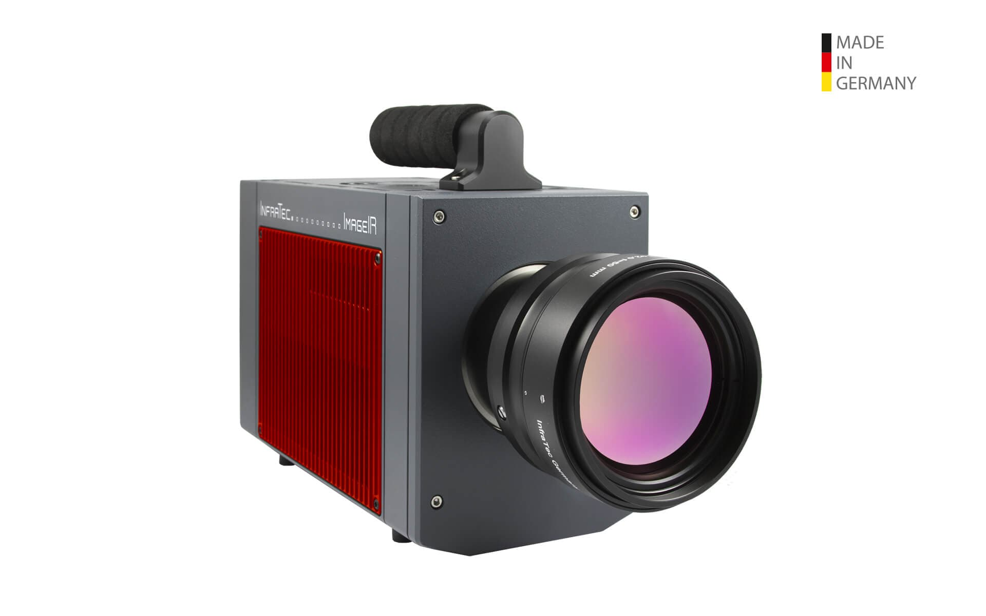 Infrared camera ImageIR® 10300 Series from InfraTec