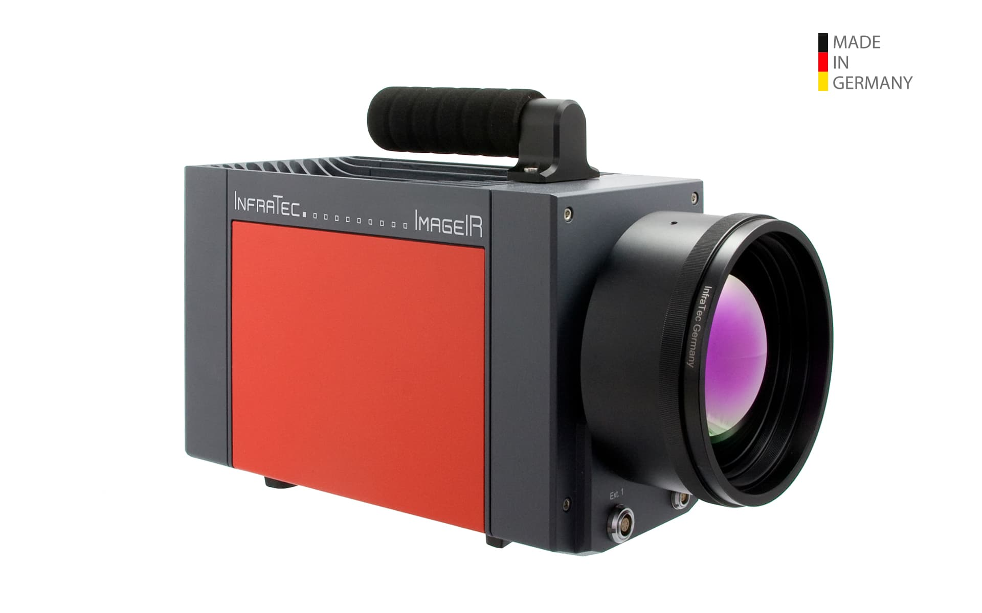 Infrared camera ImageIR® 8300 Series from InfraTec
