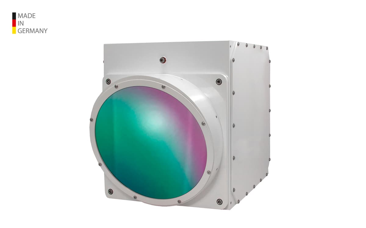 Infrared camera ImageIR® 8300 Z Series from InfraTec